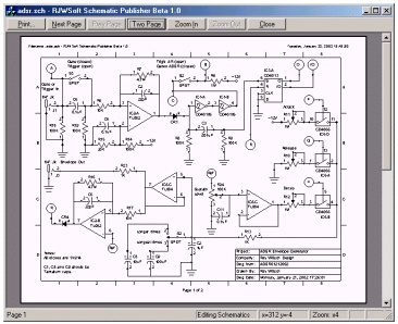 Schematic Publisher Beta 1.0 RJWSoft Schematic Publisher is a ...
