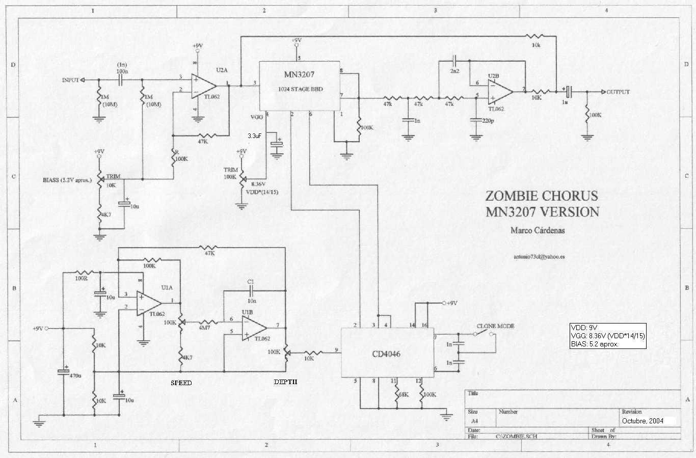 Full Text Of Synth Diy Mailing List 1kw Rmsmosfetamplifier Service Manual Free Download Schematics